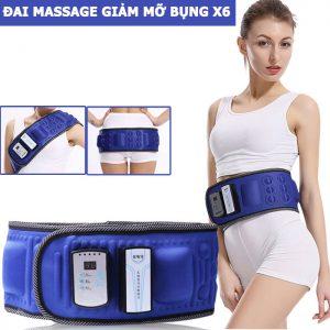 dai-massage-giam-mo-bung-X6-pin-sac-hong-ngoai-6-moter