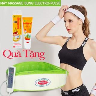 Máy massage bụng cao cấp Electro-Pulse MEDiLiX TL-2005K chính hãng